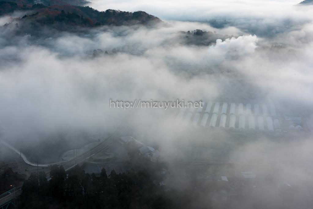 鎌倉山_雲海